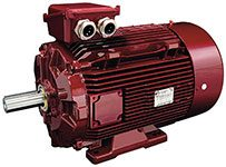 Motores asíncronos freno y aplicaciones especiales